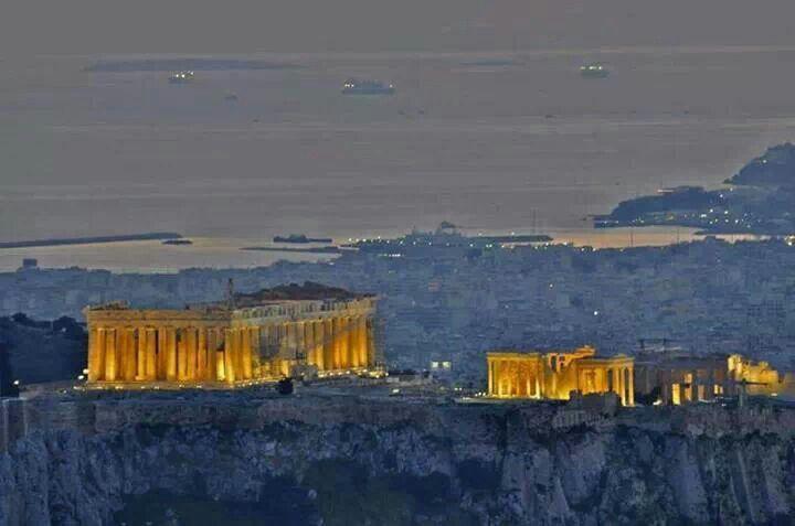 Gotta go here, for sure..The Parthenon, Athens, Greece