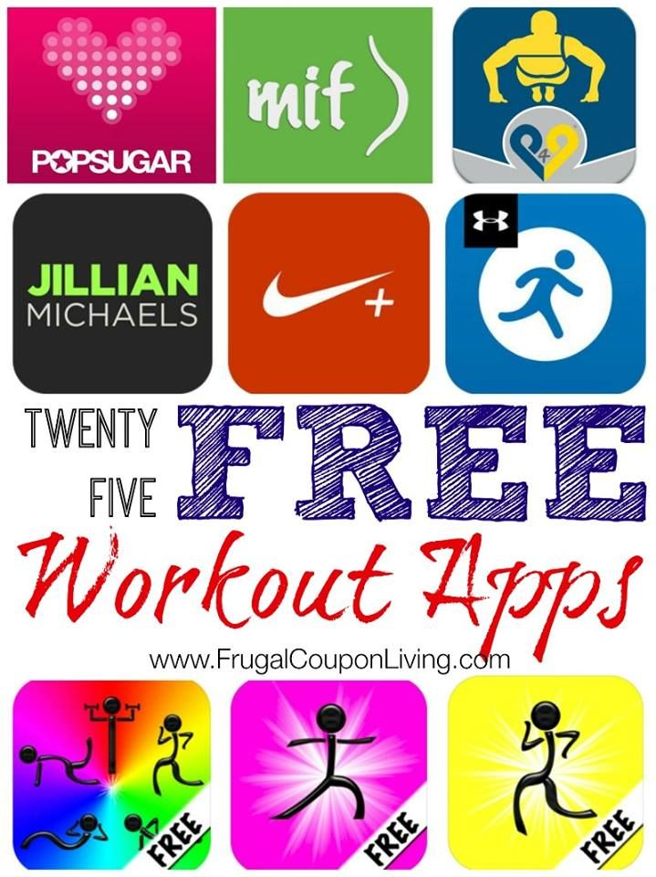 Get in Shape for the New Year with 25 FREE Workout Apps