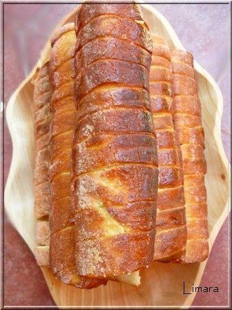 Limara péksége: Kürtőskalács