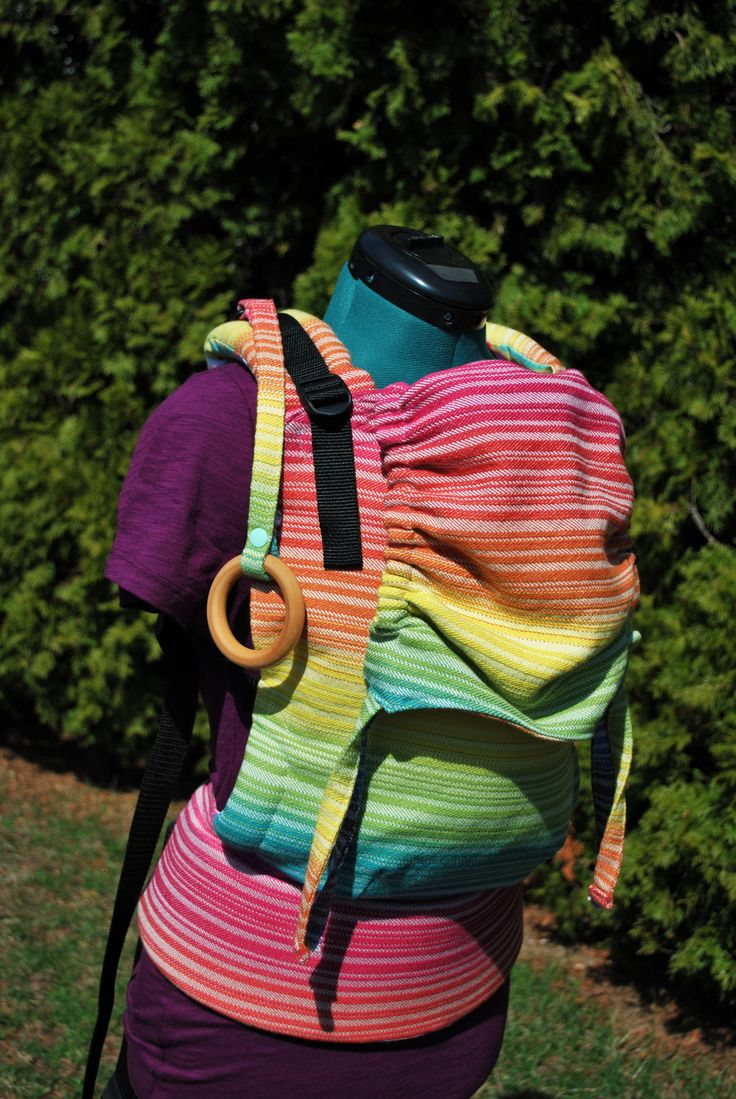 DIY Baby Carrier Patterns