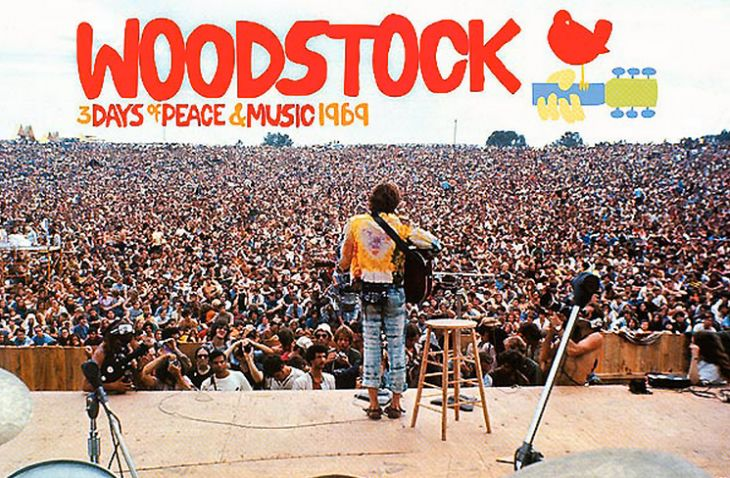 30 Things You Didn't Know About Woodstock! - Part 9
