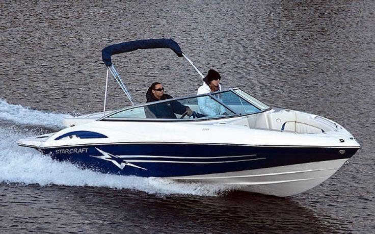 Starcraft Bowrider 2119 STARCRAFT BOWRIDER 2119  Starcraft 2119 Bowrider, CHF 63'290.- zu verkaufen Neuer Bowrider, Ideal für Wassersport, zum Trailern oder für schmale Bootsplätze. Das Boot ist ... Preis: CHF 63.290,-Bodenseezulassung:Ja Jahrgang:2014Breite:2.59 m Angebot:Neuboote, VorführbooteLänge:6.49 m Typ:Sportboot, Wakeboard, Bowrider, Wasserski