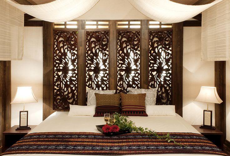 die besten 25 schlafzimmer in asiatischem stil ideen auf pinterest asien inspiriertes. Black Bedroom Furniture Sets. Home Design Ideas