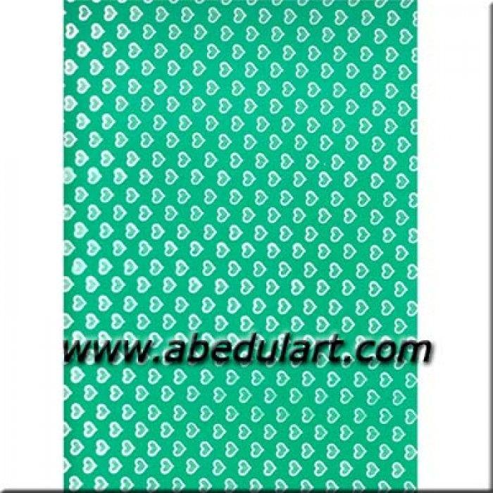 plancha de goma eva estampada verde vivo con blancos tienda de online comprar