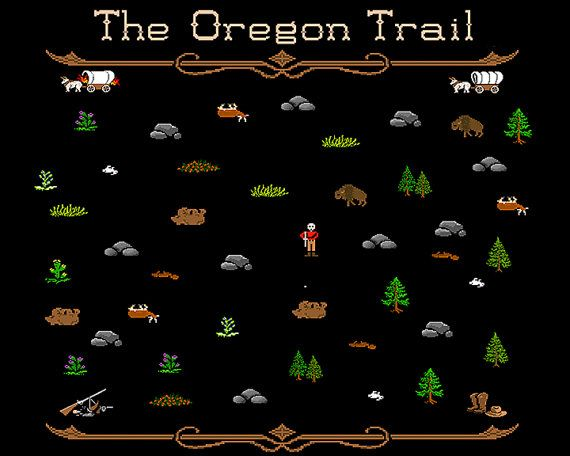 1000 images about typologies featured prints on pinterest for Oregon fish and game