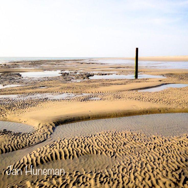 Zandribbels op de #Boschplaat #Terschelling #Waddenzee #Werelderfgoed (credits foto: Jan Huneman)
