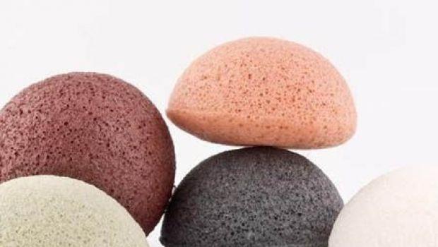 Cos'è la Konjac sponge e come si usa per esfoliare la pelle? - How to use Konjac sponge?