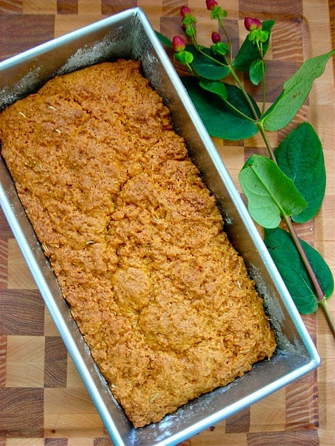 Rosemary Olive Oil Bread - vegan | Vegan/Gluten & Sugar Free | Pinter ...