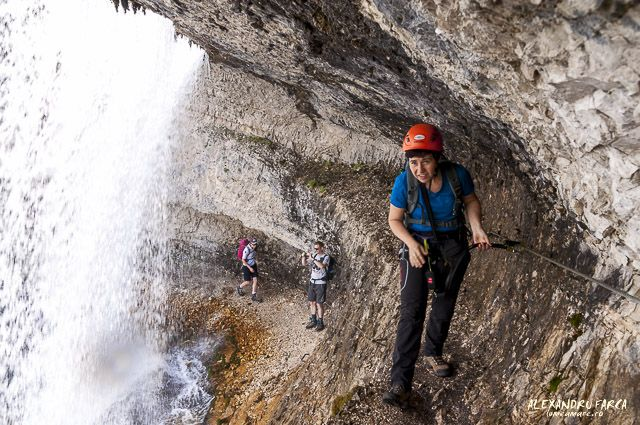 Trasee în Dolomiţi, Valle di Fanes   Ecoturism si calatorii responsabileTrasee  în Dolomiţi: Valle di Fanes. – Ecoturism si calatorii responsabile