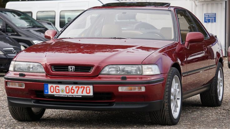 Honda Legend V6 3.2i*Soft-Close*Vollleder*Sitzheizung* als Sportwagen/Coupé in Offenburg | Honda. Vehicles