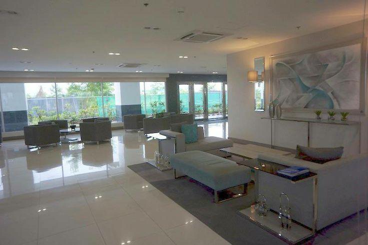 Sea Residences grand lobby