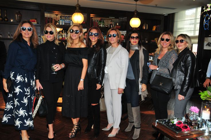 The PINKO Invasion event at the Soho House in Istanbul