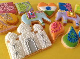 C.bonbon: Indian  Cookies