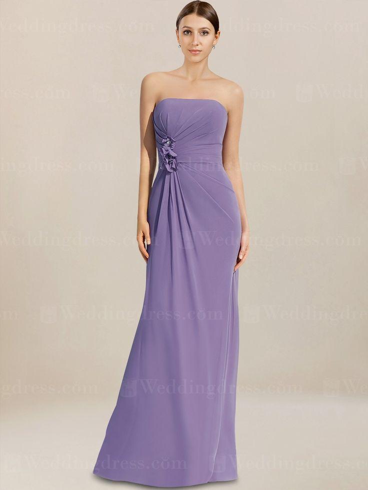 Moderno Vestidos De Dama Amsale Motivo - Ideas para el Banquete de ...