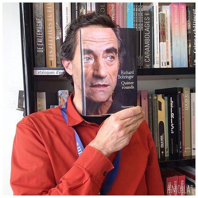 #deslibrairesàvotreservice avec Richard Bohringer, Quinze rounds, éd. Flammarion #richardbohringer  #livre #book #buch #libro #livro #bok #книга #本 #책 #kitap #librairie #کتاب #bookshop  #librairiemollat #mollat #bordeaux #igersgironde #الكتاب  #bookface #sleeveface