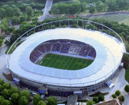 HDI Arena - Hannover 96.