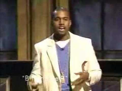 Kanye West at Def Poetry Jam