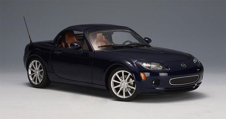 2006 mazda mx 5 miata roadster models scale model and. Black Bedroom Furniture Sets. Home Design Ideas