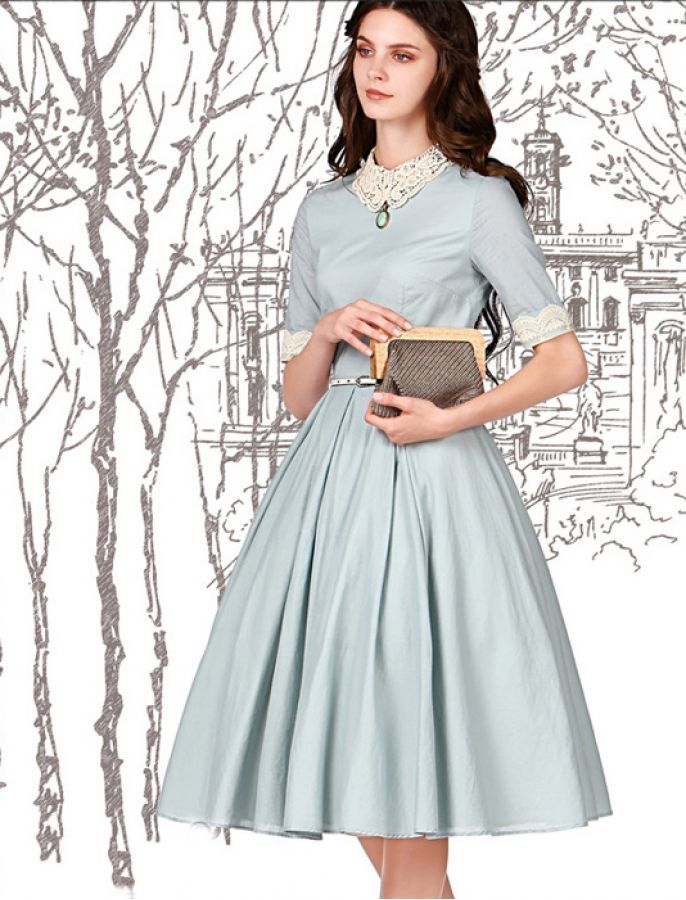 25 Best Ideas About 1950s Fashion Dresses On Pinterest 50s Style Clothing 1950s Fashion And