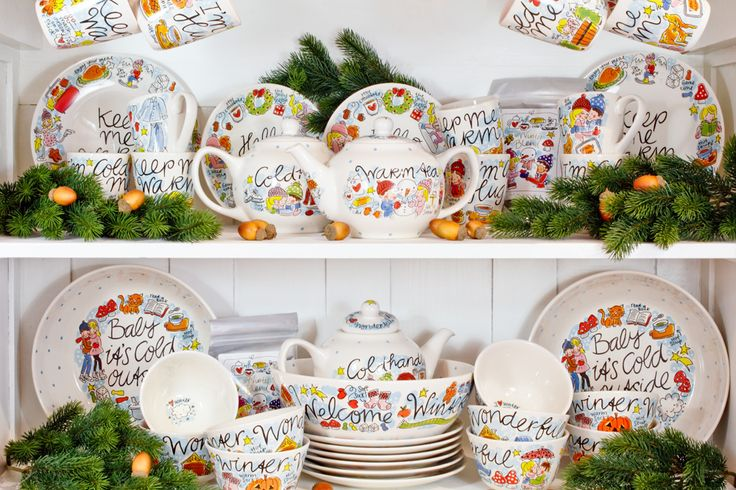 Made with love by Blond-Amsterdam Winterservies