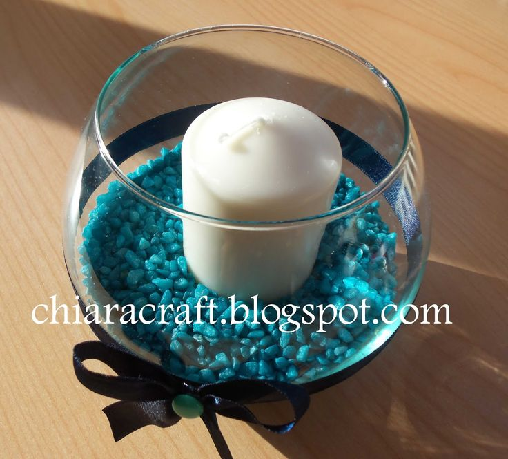 Idee regalo natalizie: candele - Christmas gift ideas: candles