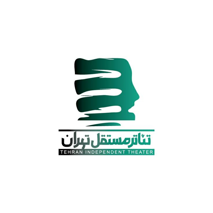 Tehran independent theater logo