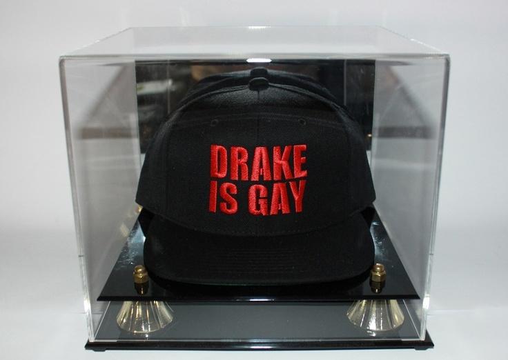 Drake is gay