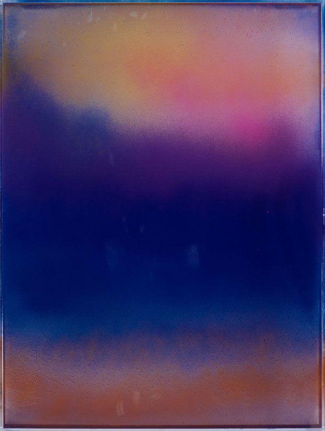 reminds me of northern lightsSprays Painting, Mika Tajima, Claire Barclay, Art Journals, Northern Lights, Mike Tajima, Glorious Colours, Colors Wash Big