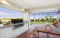 Australian alfresco- our deck will be something like this:)