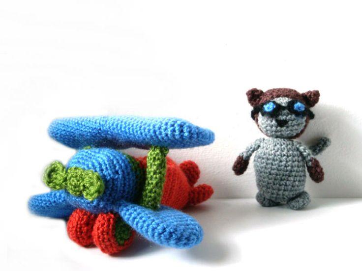 11 best Free Vehicles & Ships Crochet Patterns images on Pinterest ...