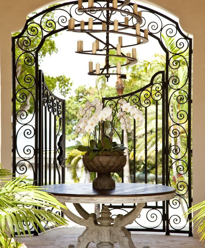 Best mexican iron gates images on pinterest