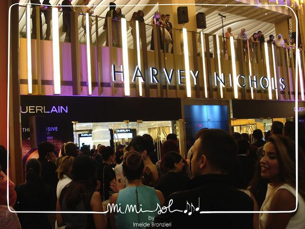 Great excitement at Harvey Nichols in Kuwait for the launch of the collection FW 14-15. Special guest Mimisol! #mimisol #fashion #luxury #children #kids #childrenswear #kidswear #baby #littlegirl #littleboy #clothing #fashion