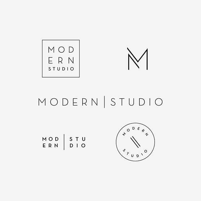 Minimal And Modern Clean Lines To Show Off This Interior Designers Minimal Yet Thoughtfully Designed Design Studio Logo Minimal Logo Design Simple Logo Design