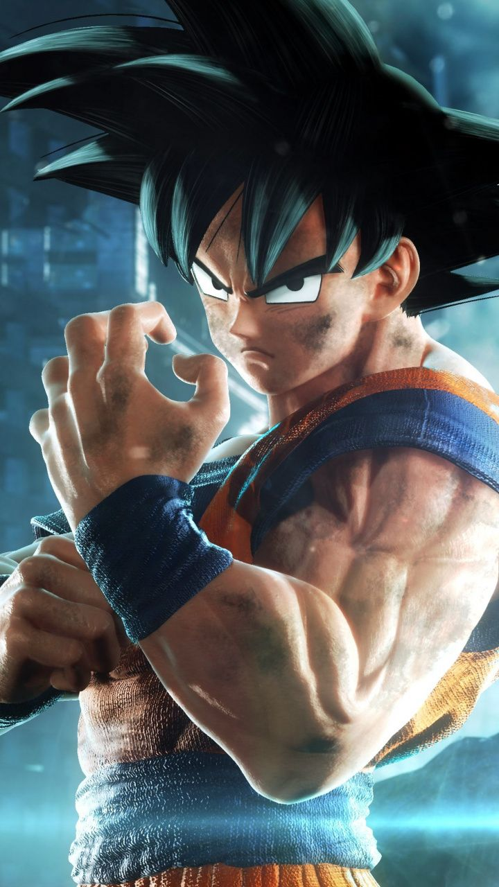 Jump Force Attitude Goku Anime Wallpaper Dragon Ball Super Goku Goku Wallpaper Dragon Ball Super Artwork