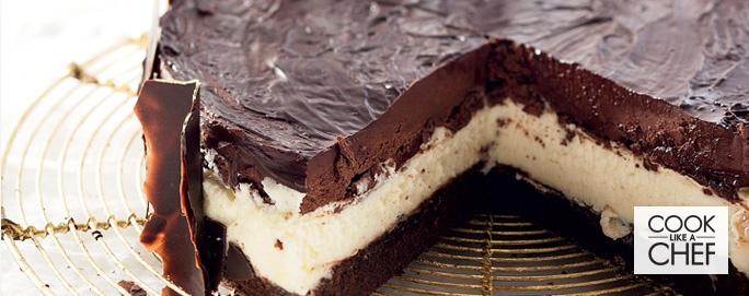 Pete Goffe Wood's White & Dark Chocolate Truffle Cake   Dessert   Woolworths.co.za