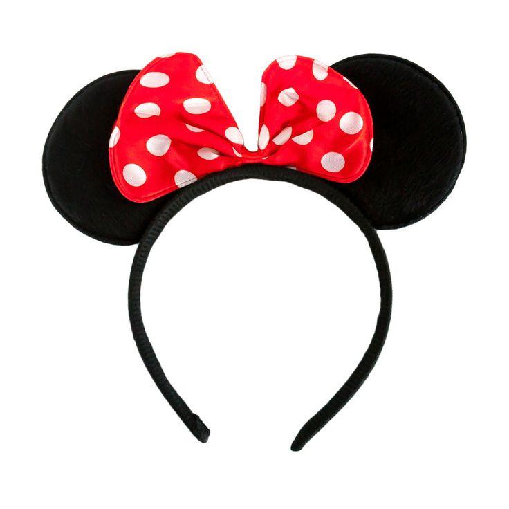 Haarreifen Minnie Mouse Maus Ohren mit Schleife Fasching Karneval | Kleidung & Accessoires, Kostüme & Verkleidungen, Kostüme | eBay!