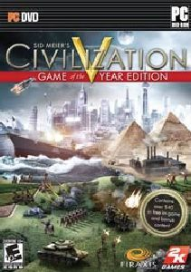 Sid Meier's Civilization V Game of the Year - Windows [Digital Download]