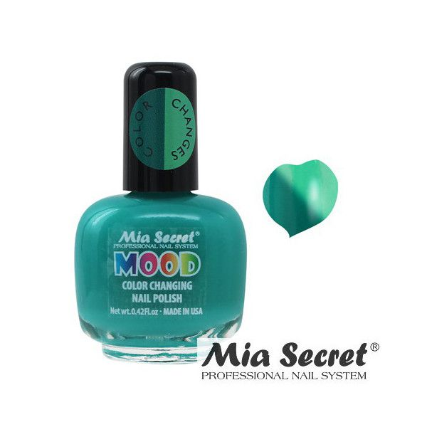 Mia Secret Mood Nail Lacquer Color Changing Nail Polish