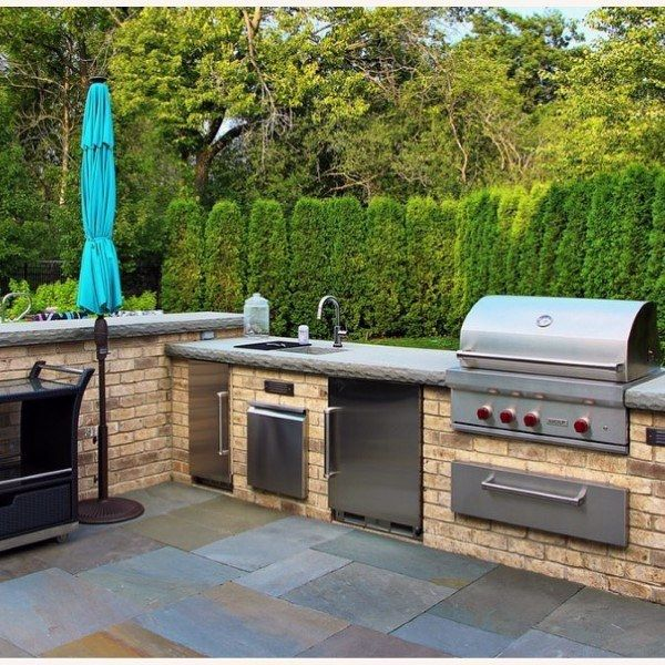 40 Beautiful Outdoor Kitchen Designs: 40+ Best Outdoor Kitchen Design And Ideas In 2019