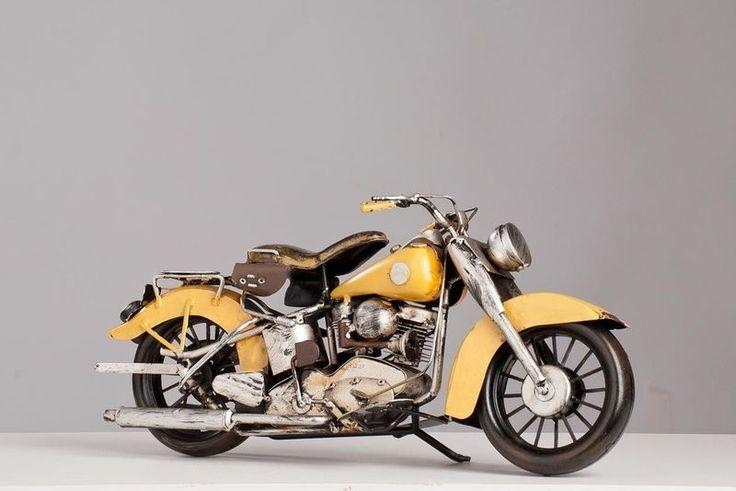 Miniatura Motocicleta - Machine Cult - Kustom Shop   A loja das camisetas de carro e moto