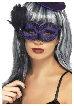 Witch Masquerade Mask
