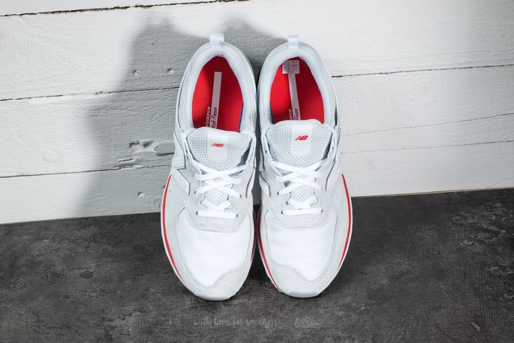 New Balance 574 White/ Black/ Red at a great price 108 € buy at Footshop