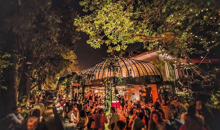 Αθήνα: 12 υπέροχοι κήποι για φαγητό και ποτό στα βόρεια