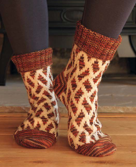 23 best Free Patterns Socks, Slippers and Bootcuffs images on - free p&l template
