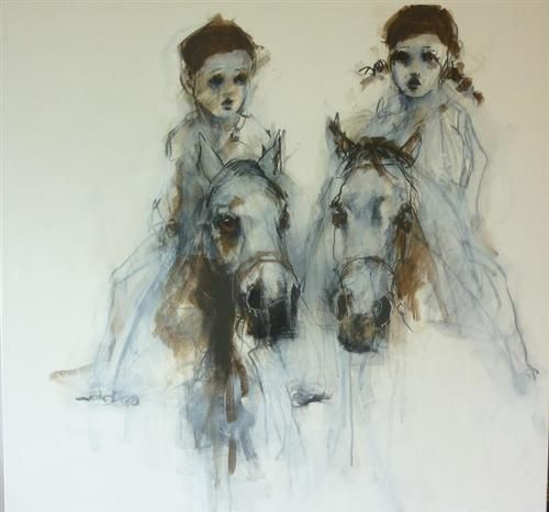 Manyung Gallery Group Julie Hutchings Good Mates