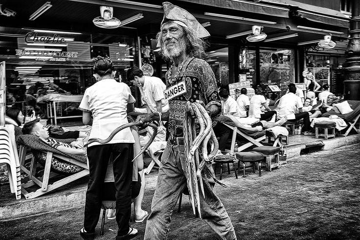 One Night in Bangkok photo essay