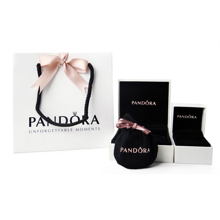 pandora necklace packaging - Google Search