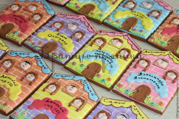 Картинки по запросу пряники на выпускной в детский сад