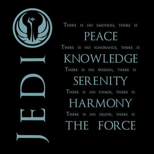 Code of the Jedi and the Sith - Imgur
