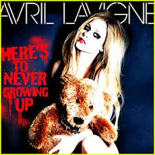 Avril Lavigne- Here's to never growing up cover